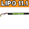 Battery - Valken Energy LiPo 11.1v 1200mAh 20C LongStick